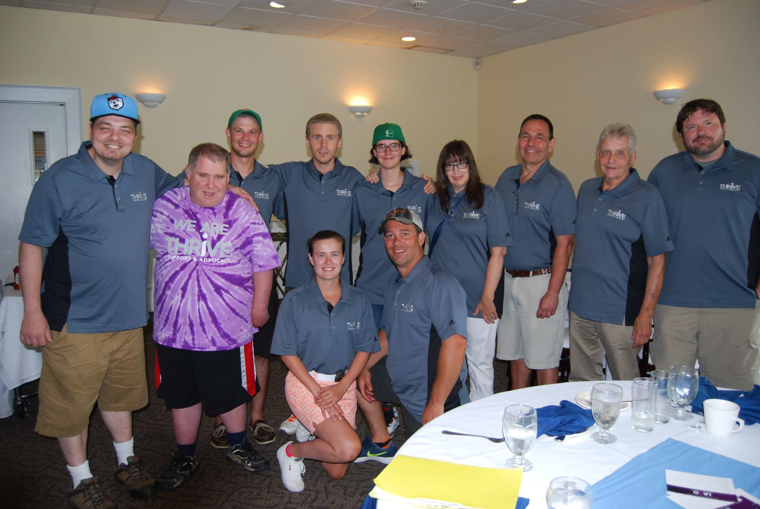 Drive for Thrive Golf Outing
