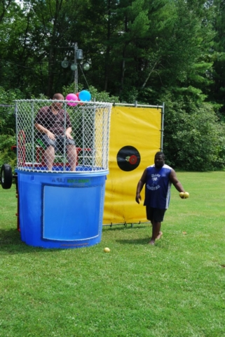 Thrive Dunk Tank