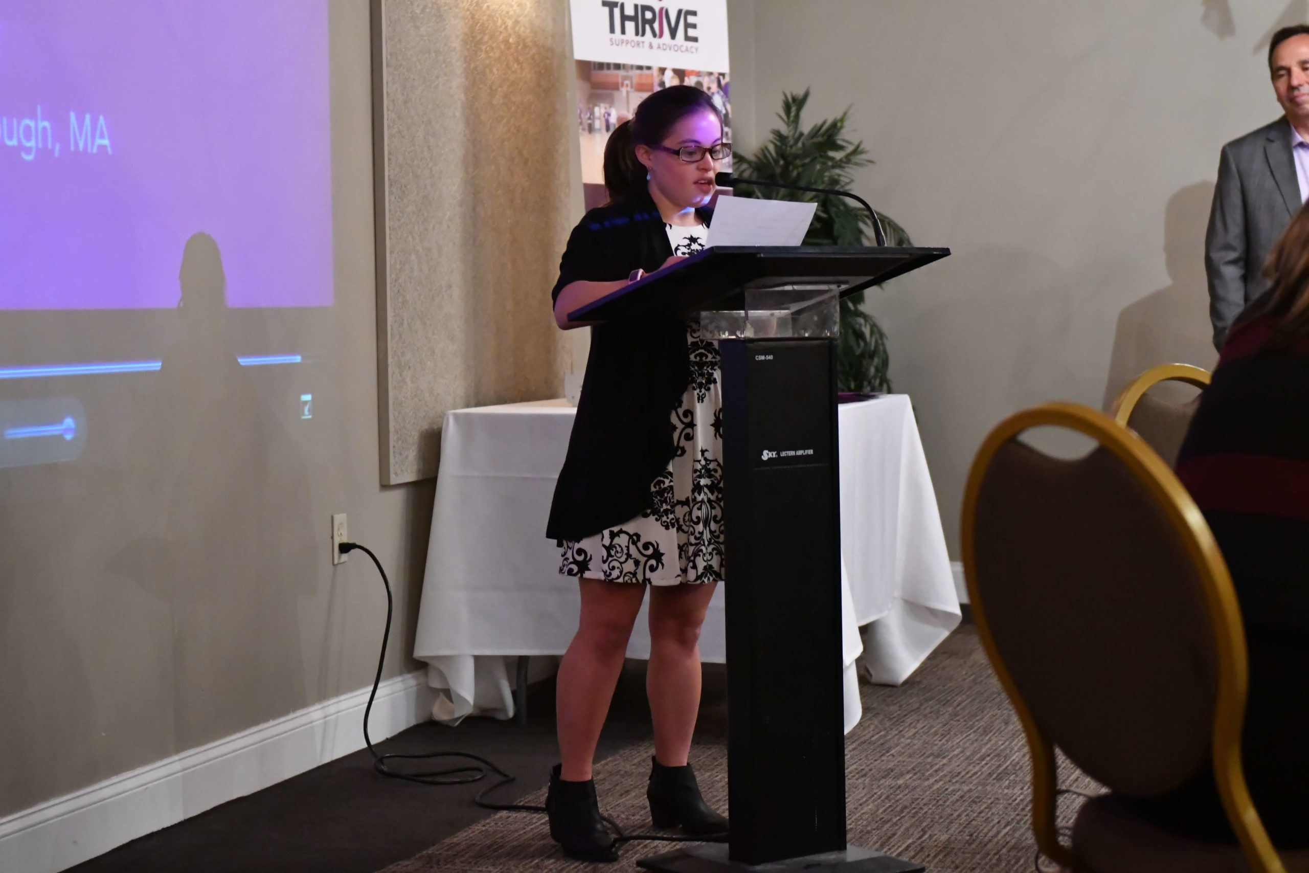 Thrive Speech