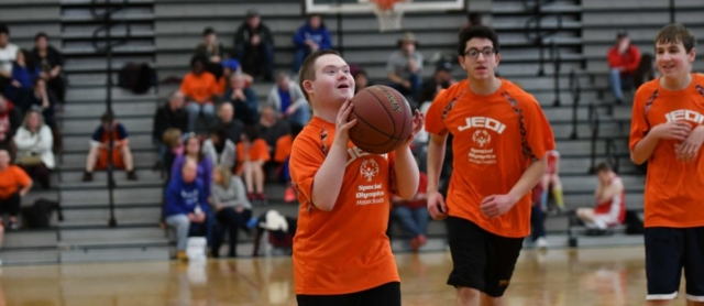 Thrive youth basketball Game