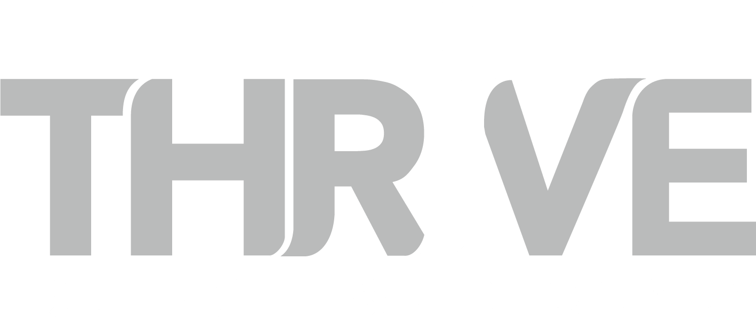 Thrive Logo Full Banner