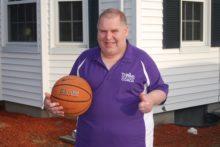 Thrive Basketball coach