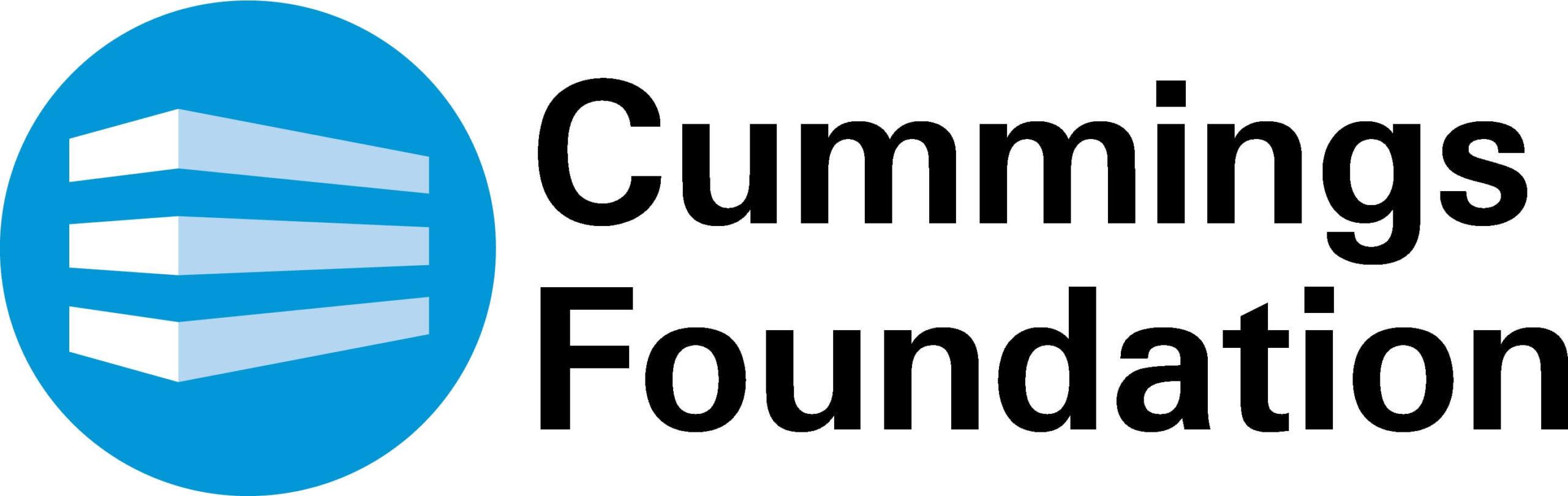 Cummings Foundation logo