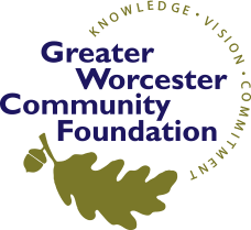 logo for the Greater Worcester Community Foundation