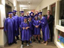 LEAD Graduation Group with Marlborough Mayor