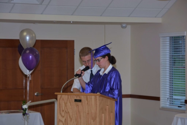 LEAD Graduation Speech