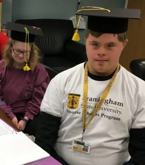 Healthclass Graduation