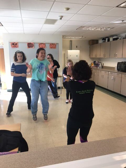 Thrive After School Community boot camp
