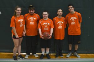 Thrive youth basketball team