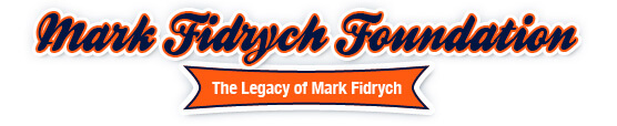 logo for the Mark Fidrych Foundation