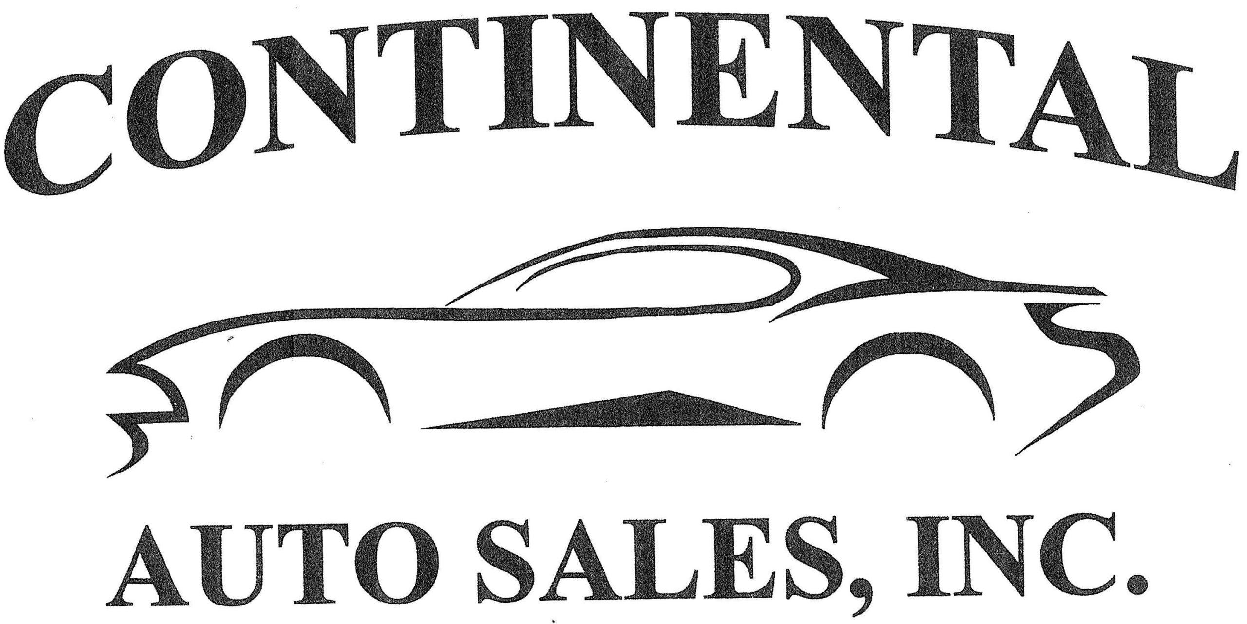 Continental Auto Sales logo