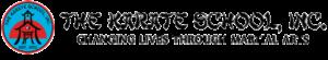 The Karate School logo