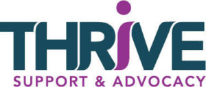 Thrive Support & Advocacy logo
