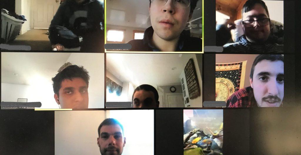Mens ASD Virtual Group