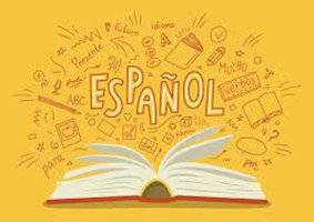book with spanish words