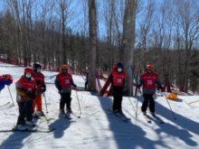Thrive ski team